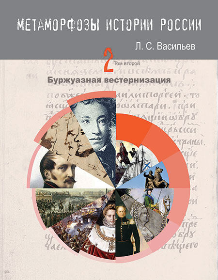 Метаморфозы истории России: Том 2 Безбуржуазная вестернизация империи